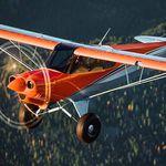 avion de tourisme avec moteur à pistons / 1 place / monomoteur / en kit