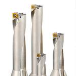 foret pour métaux / pour l'aéronautique / à plaquettes