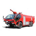 fourgon incendie pour aéroport / 6x6 / avec lance télescopique