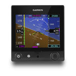 Écran de vol pour avion / EFIS / tactile / embarqué G5 Garmin International, Inc.