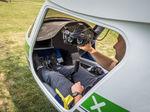 simulateur de vol / d'entraînement / en cockpit