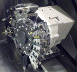 porte-outil d'alésage / pour l'aérospatiale