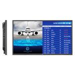 écran d'aérogare LCD / 1920 x 1080 / pour FIDS