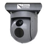 système de caméra de surveillance / thermique / pour hélicoptère / haute résolution