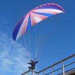 Parapente de sport / cross / monoplace loop-2 series WINDTECH