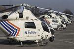 hélicoptère monorotor / opérations utilitaires / de transport / de sauvetage