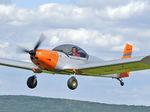avion de sport moteur 4 temps / 2 places / en kit / voilure basse