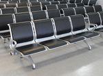 sièges sur poutre pour aéroport / 3 places / 4 places / 2 places