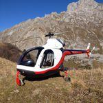 hélicoptère ULM monorotor / opérations utilitaires / avec moteur à pistons