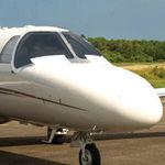 Avion de tourisme pour le transport civil / à turbopropulsion / bi-moteur  AeroExpo - Test 2
