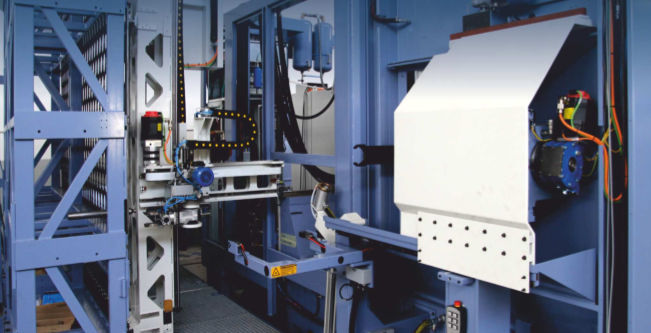 5-axis machining center / 4-axis / horizontal / for