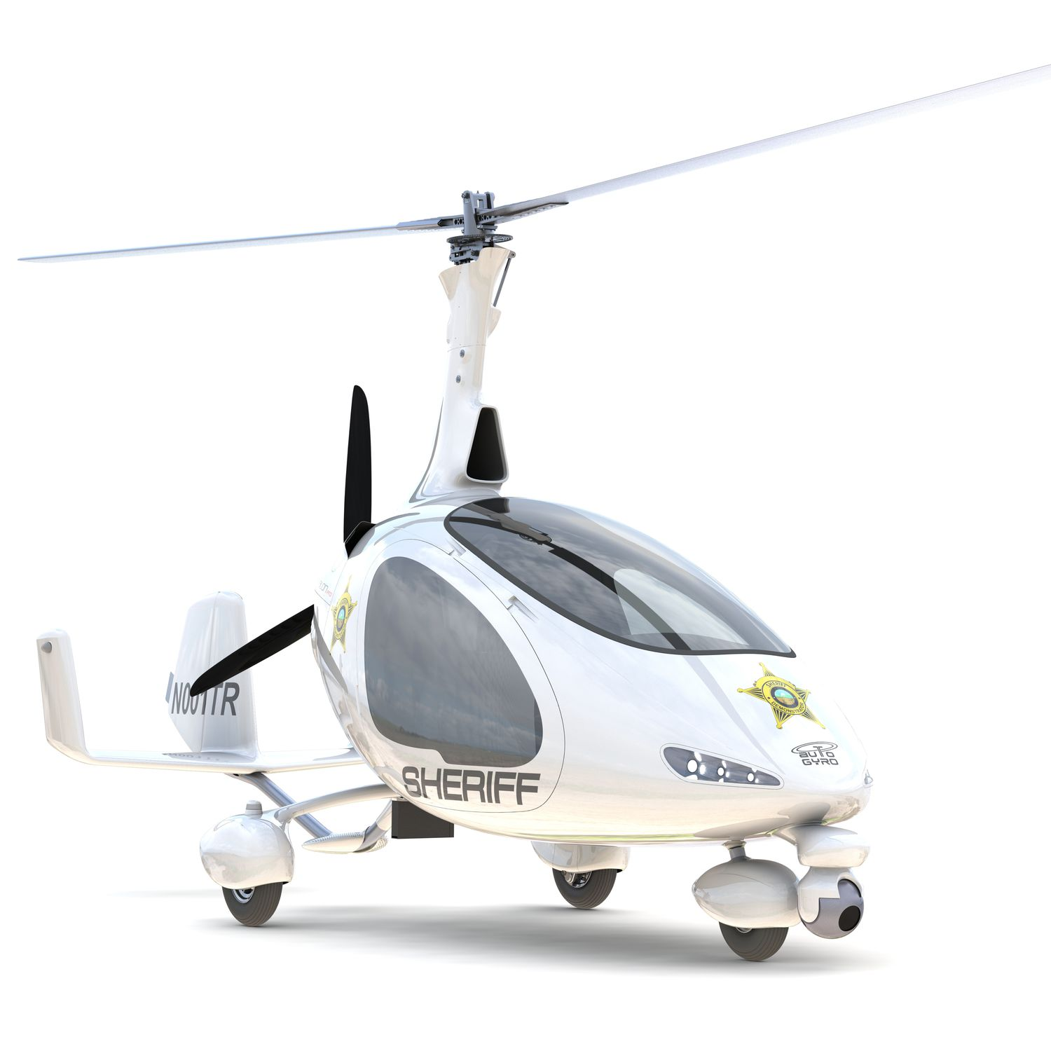 Two-seater gyroplane / 4-stroke engine / closed canopy / side-by-side - CavalonPRO  sc 1 st  AeroExpo & Two-seater gyroplane / 4-stroke engine / closed canopy / side-by ...