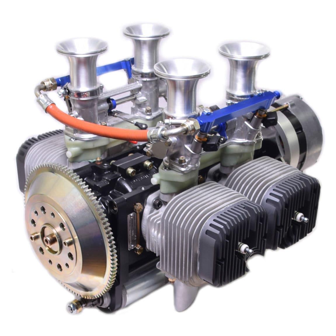 10 50hp Piston Engine  Stroke 4 Cylinder L 550 Ef