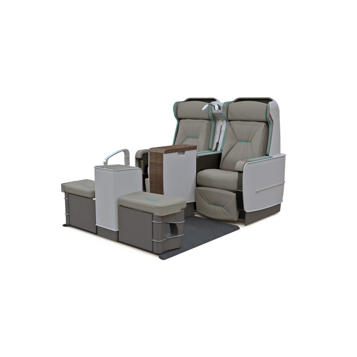 Aircraft Cabin Seat / For Business Class   ZEUS