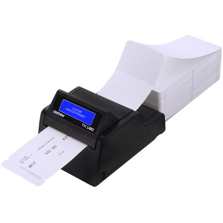 Boarding Pass Printer For Bag Tags Ticket For Airports Tk180