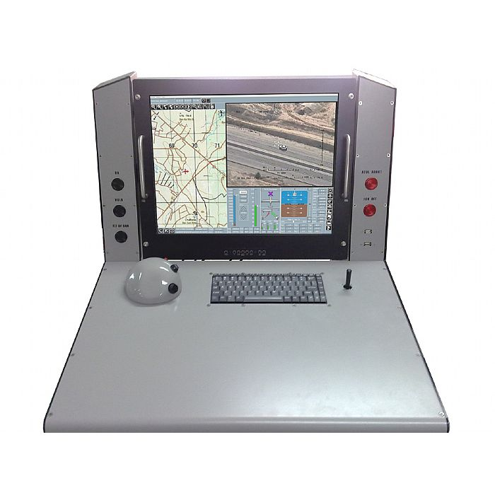 Drone ground station - Naviator™ GCS - Innocon Ltd