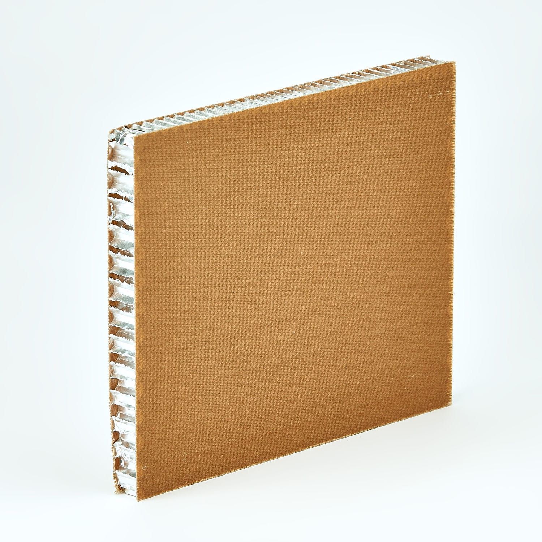 fiberglass facing sandwich panel / aluminum honeycomb core / for doors / for galleys - ALUSTEP® F & Fiberglass facing sandwich panel / aluminum honeycomb core / for ...