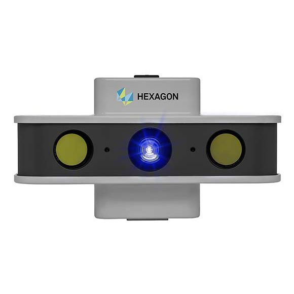 Non-contact 3D scanner / for the aerospace industry / for