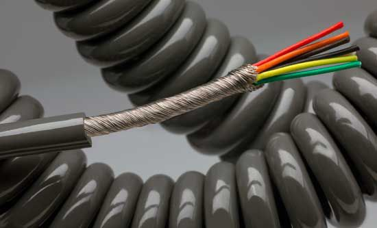Airplane cable / RF / insulated / high-temperature - Minnesota Wire