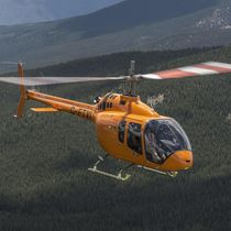 Single-rotor helicopter / transport / medical evacuation / surveillance