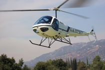 Single-rotor helicopter / rescue / surveillance / for public security