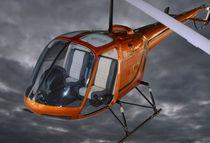 Single-rotor ULM helicopter / tourism / training / transport