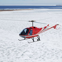 Single-rotor helicopter / transport / surveillance / for public security