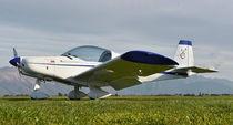 4-stroke engine ULM aircraft / single-engine / 2-seater