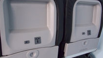 USB charging station / for mobile phone / for laptops / inflight