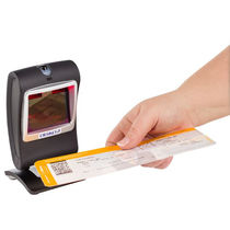 Fixed barcode scanner / 1D / 2D / for boarding passes