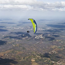 Sport paraglider / performance / monoplace