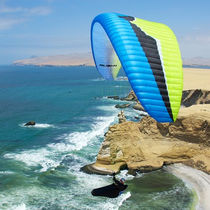 Performance paraglider / sport / intermediate / monoplace