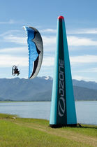 Performance paramotor wing / monoplace
