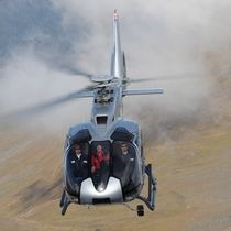 Single-rotor helicopter / business / surveillance / utility operations