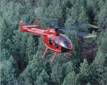 Single-rotor helicopter / utility operations / for security missions / water bomber