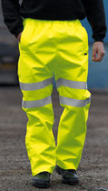Work pants / firefighter / waterproof