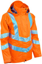 Work jacket / for airports / waterproof