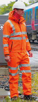 Work clothing / jacket / pants / waterproof