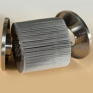 fuel filter / wire mesh / fiberglass / for airliners