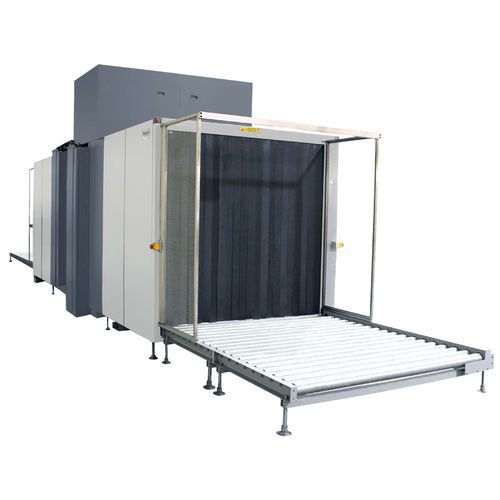 X-ray scanner / freight / for explosives detection / for narcotics detection