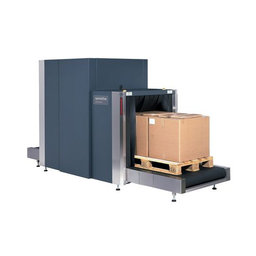 X-ray scanner / baggage / freight / for airports