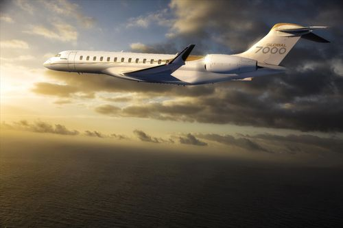 10 - 20 Pers. business aircraft - BOMBARDIER