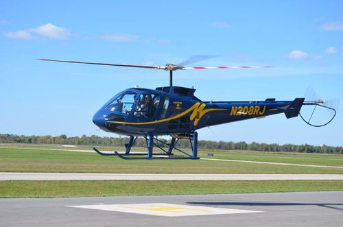 Single-rotor helicopter / transport / rescue / water bomber ENSTROM 480B ENSTROM HELICOPTER CORP