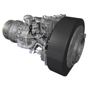 1000 - 3000hp turboshaft / for helicopters