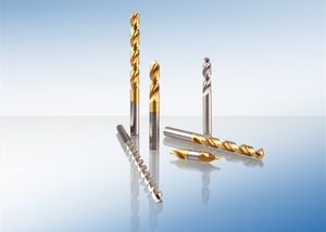 HSS drill bit / for metals / for the aerospace industry / helical
