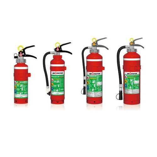 Powder based fire extinguisher MXMC Morita Group