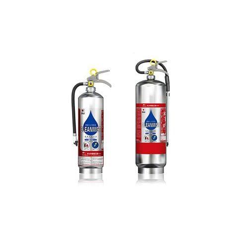 Water fire extinguisher CLEANMIST Morita Group