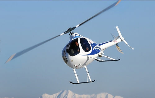 passenger transport helicopter / 3 - 5 / single-rotor / 100 - 300km