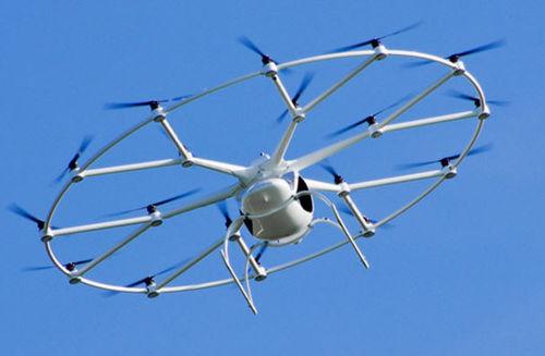 transport VTOL - Volocopter GmbH