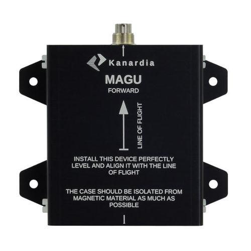 magnetic flaw detector / for aeronautics